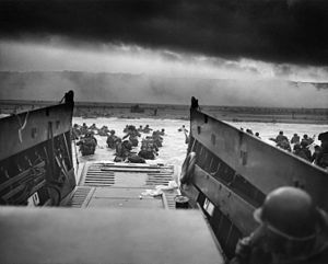D Day Omaha Beach June 6 1944